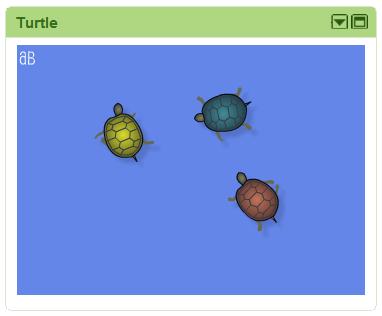 aBowman.com Gadget - Turtles